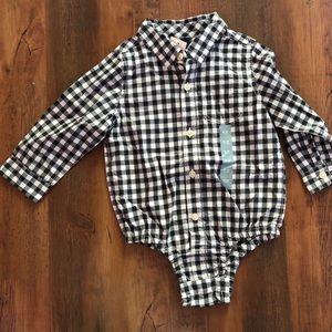 Baby Gap flannel